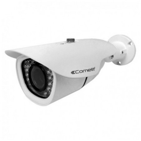 camera IP extérieur - comelit IP ALL-IN-ONE - zoom motorisé 5x - IPBCAMS02ZA
